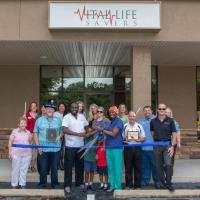 Grand Opening of Vital Life Savers