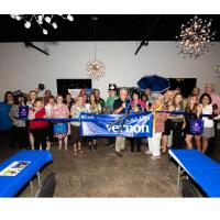 Ribbon Cutting for Vernon-MacGraves Promotions