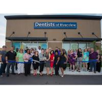 Ribbon Cutting for Dentists of Riverview
