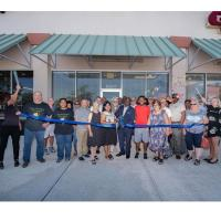 Ribbon Cutting for Edward Jones - Gabriel Mbulo
