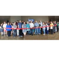 Ribbon Cutting for ARISE Church