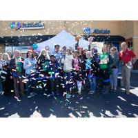Ribbon Cutting for Teddy Bear Mobile - SW Tampa
