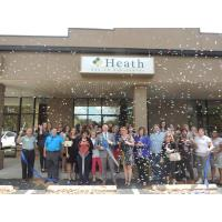 Ribbon Cutting for Heath Wealth Management LLC New Opening