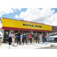 GRCC Celebrates Waffle House Riverview Grand Opening
