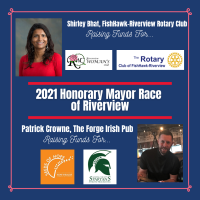 2021 Honorary Mayor of Riverview Race Kickoff