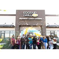 GRCC Celebrates Eggs Up Grill Grand Opening