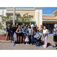GRCC Celebrates NV Salon's 8 Year Anniversary