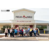 Greater Riverview Chamber of Commerce Celebrates Grand Opening of Fields and Table