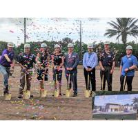 GRCC Celebrates Ground Breaking of VIPcare in Riverview