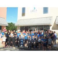 GRCC Celebrates 1-Year Anniversary of Apollo Beach Gymnastics Academy