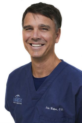 Dr. Aric Welton