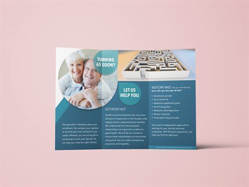 Brochure design is something QUB Development specialies in!