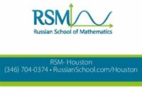 Russian School of Mathematics Houston