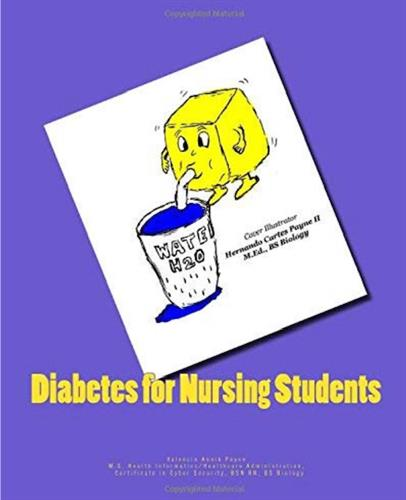 Author of Diabetes for Nursing Students for Nursing Students Featured on Amazon.com