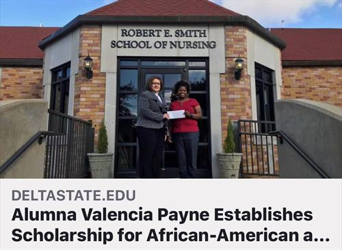 rn4students Establishes a Nursing Scholarship for African Americans & Latino Americans at DSU School of Nursing