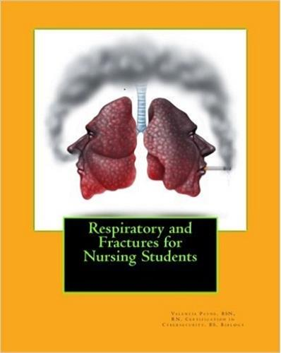 Author of Respiratory & Fractures for Nursing Students Featured on Amazon.com