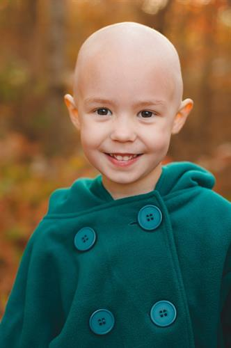 Wren - Little Girl Battling Cancer