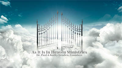 As It Is In Heaven Ministries, Inc