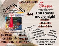 Chick-fil-A Fall Family Movie Night