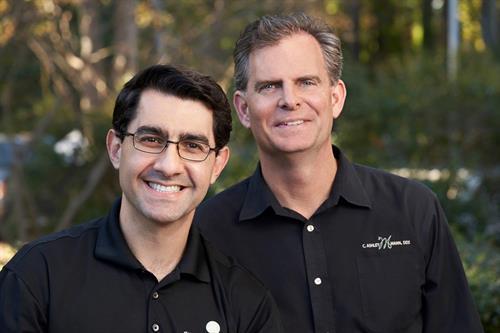 Dr. Mann and Dr. Amyradakis