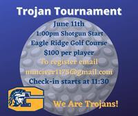 Garner High Trojan Club Annual Golf Tournament