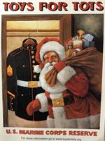 Garner, NC Edward Jones Office Supports Toys for Tots Drive