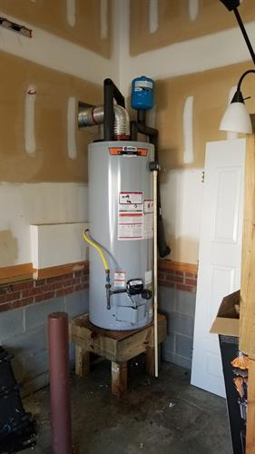 Direct Vent Water Heater