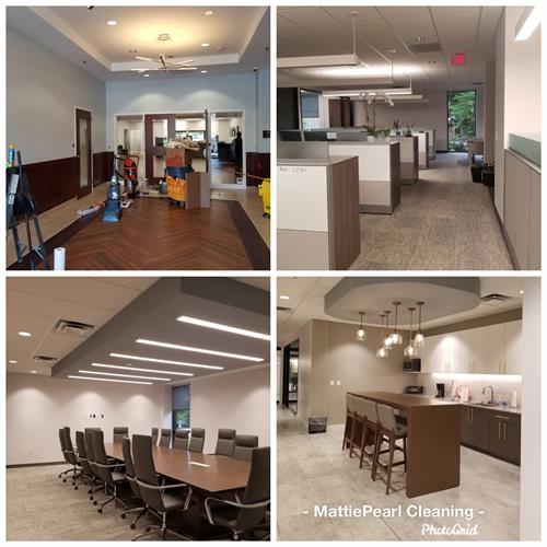 #Specializing in commercial and office cleaning services!