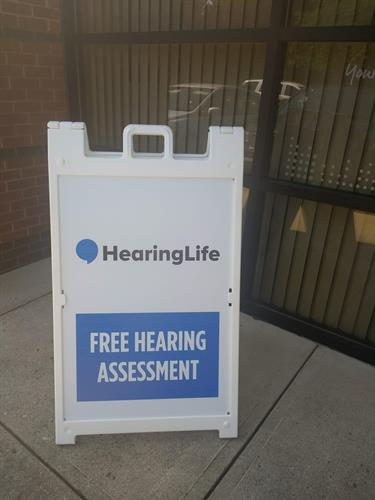 Know anyone who could use a hearing assessment?