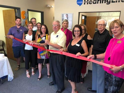 So proud to be a member of the Garner Chamber of Commerce! Super proud to provide superior hearing care to the nice folks in Garner and surrounding area.
