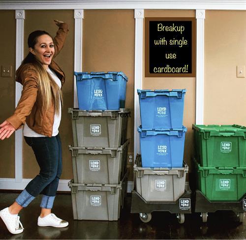 We make reuse easy.