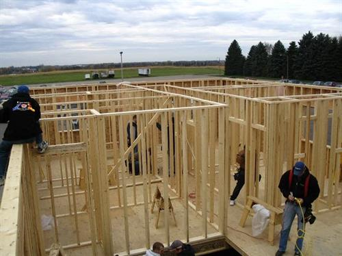 We offer new home construction specials!