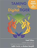 New book Taming the Digital Tiger: Gmail Edition available on Amazon