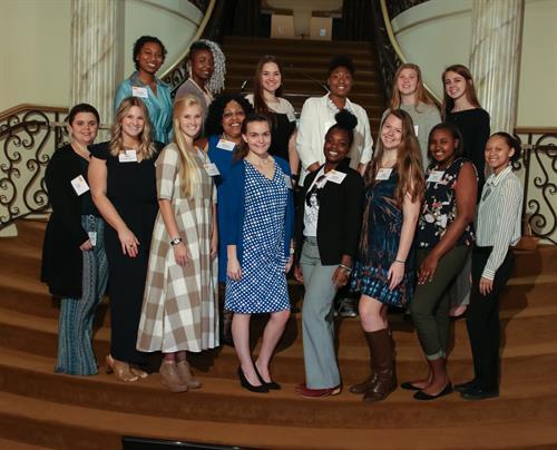 NextGen Students at Women in Business