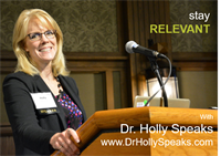 Dr. Holly Speaks