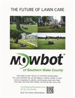 Meet Mowbot of Southern Wake County