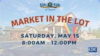 Kids 'R' Kids Market in the Lot
