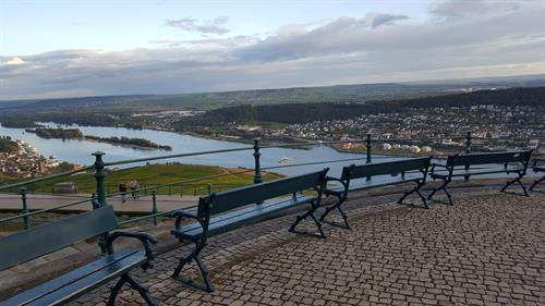 Rhine River Cruise Rudesheim Germany
