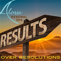 Alossi Spa Promotes Results Over Resolutions