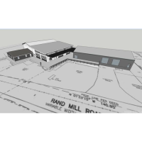 Cary Group Plots Mixed-Use Project in Downtown Garner