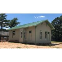 Garner Depot History Museum Gets a Facelift