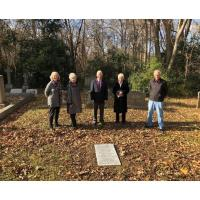 First Postmaster, Mayor of Garner's Station Honored with Monument
