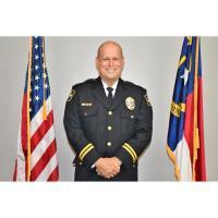 Garner Police Chief Joe Binns to Retire Effective Oct. 1