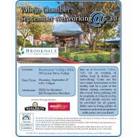 Vallejo Chamber September Networking @ 5:30