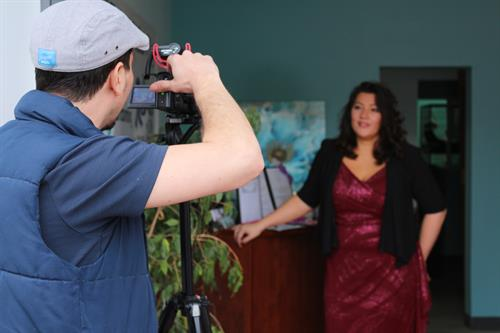 Small Business video Commercials and website photograpy