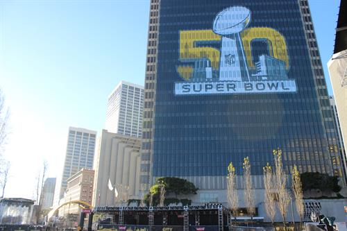 San Francisco Super Bowl City 50