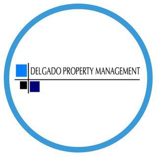 Delgado Property Management logo
