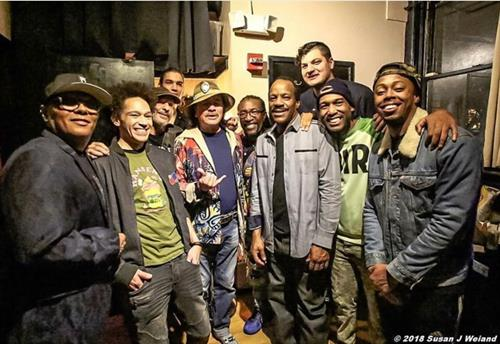 Dumpstaphunk with special guest Carlos Santana