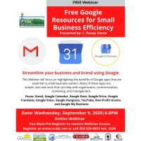 Free Google Resources for Small Business Efficiency