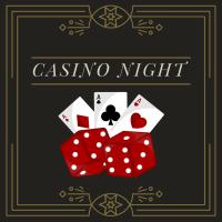 Last Call for Casino Night Tickets!